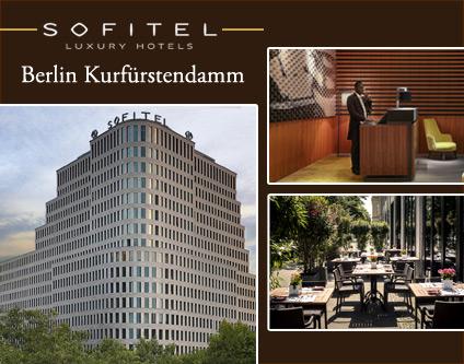 Sofitel Berlin Kurfurstendamm 5 Sterne Deluxe Hotel 5 Star Hotels